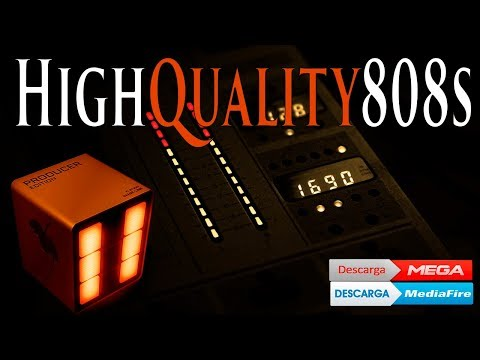 High Quality 808s | Loops & Samples | Mega | Mediafire | 2019 - Jay