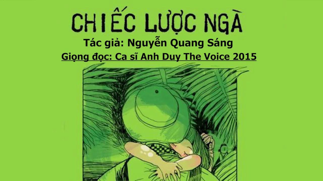 OPEN ROAD] Chiếc lược ngà (Nguyễn Quang Sáng) | Giọng đọc: Ca sỹ Anh Duy -  YouTube