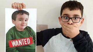 Berat Kayboldu. Lost Child Fun Kids Video