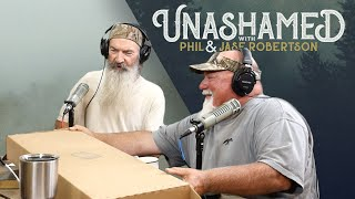 Si The Nudist, The Awkward Way Godwin Met Phil, And Inside The Mystery Box   Ep 137
