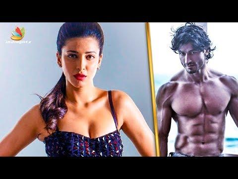 Shruti Haasan to romance Vijay's villain in her Next | Latest Cinema News