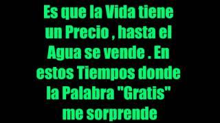El Poeta Callejero - El Poder Del Dinero (Lyrics)