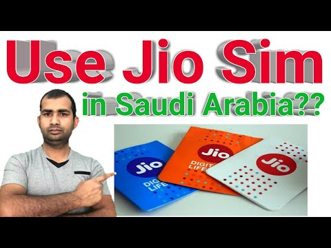 How to use Jio sim in Saudi Arabia 🇸🇦 || with Zain Network everything is Urdu/Hindi