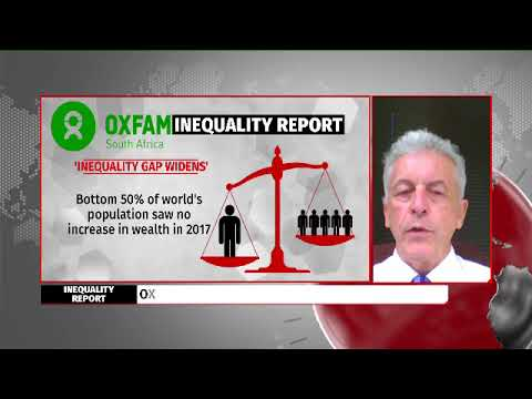 Prime discussion: OXFAM: Inequality gap widens in 2017