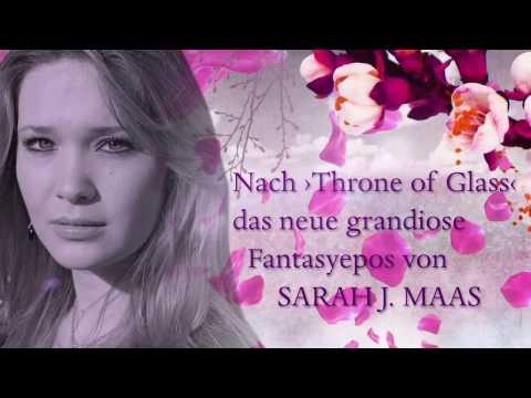 Dornen und Rosen (Das Reich der sieben Höfe 1) YouTube Hörbuch Trailer auf Deutsch