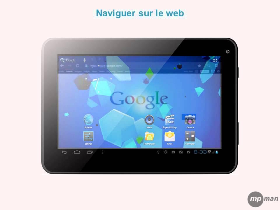google play store sur tablette mpman