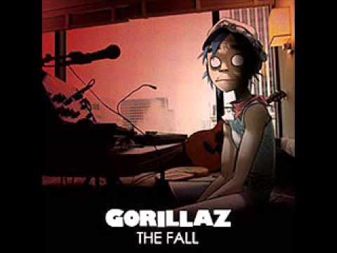Gorillaz- The Speak it Mountains (The Fall)