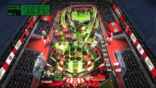 Pinball FX2 - Super League: Arsenal FC Gameplay PC