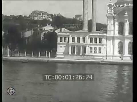 Ottoman Istanbul, late 1910s and/or early 1920s