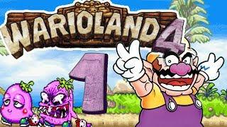 Let's Play Wario Land 4 Part 1: Eine Pyramide voller Schätze
