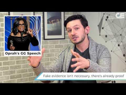 Oprah's Golden Globe Speech, Hollywood Satanism & Consciousness