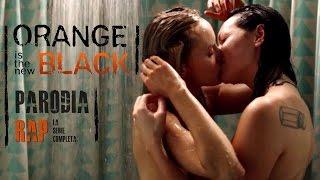 """""""Orange is the new black temporada 4 trailer subtitulado"""" (canción parodia) la serie completa rap"""