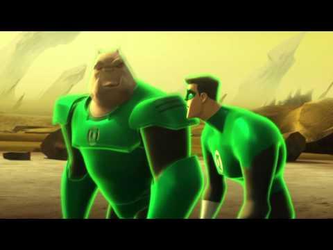 Зеленый Фонарь 21 серия(Отрывок)