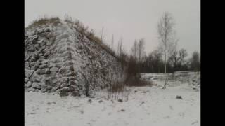 Выборг зимой 2017 года. Анненские укрепления