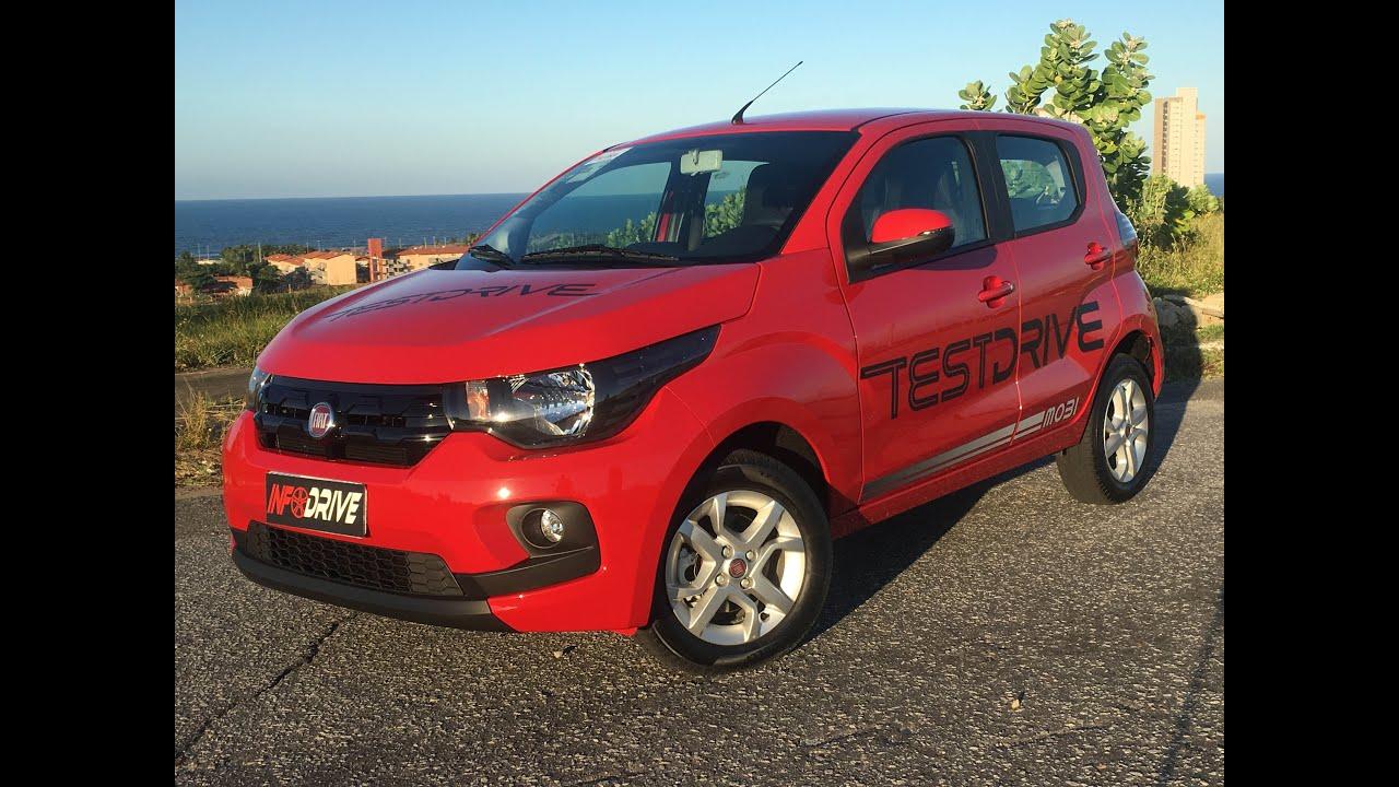 An U00e1lise - Fiat Mobi Like 1 0 2016