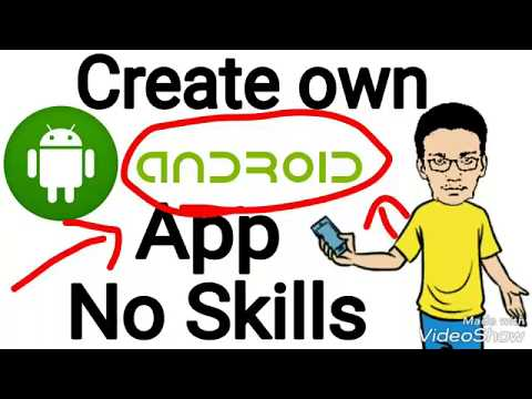 Create Android App like flipkart,amazon,ebay,snapdeal No Skills Required