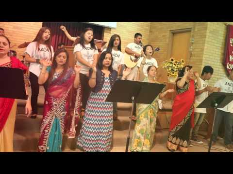 ANCW Mother's Worshiping God