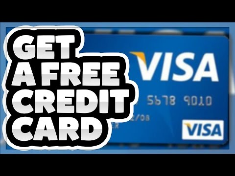 "How To Get A ""FREE"" Virtual Credit Card (Free Visa Gift Card)"
