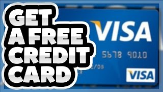 How To Get A FREE Virtual Credit Card (Free Visa Gift Card)