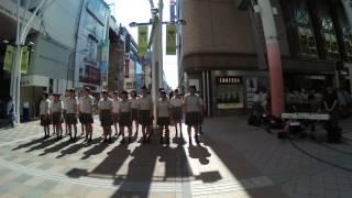 復興の詩プロジェクト2016 復興支援 街かど合唱コンサート 熊本地震チャ...