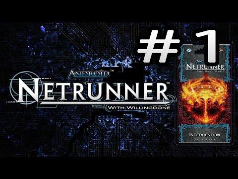 Android Netrunner Data Pack Review: Intervention - Runner Cards