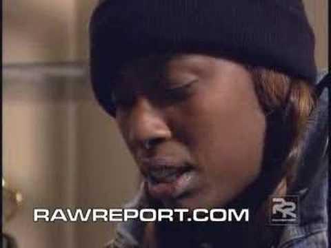 Shareefa - 1 - The Raw Report - Disturbing Tha Peace DVD