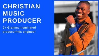Christian Music Producer - Bunmi Solomon
