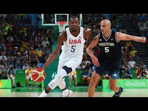 Kevin Durant Passes Michael Jordan On All-Time Team USA Scoring List