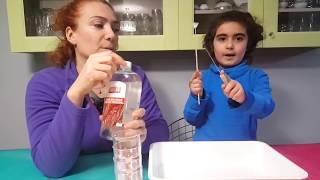 Mira ile Ebru Sanatı Yaptık | Nasıl Yapılır? | UmiKids