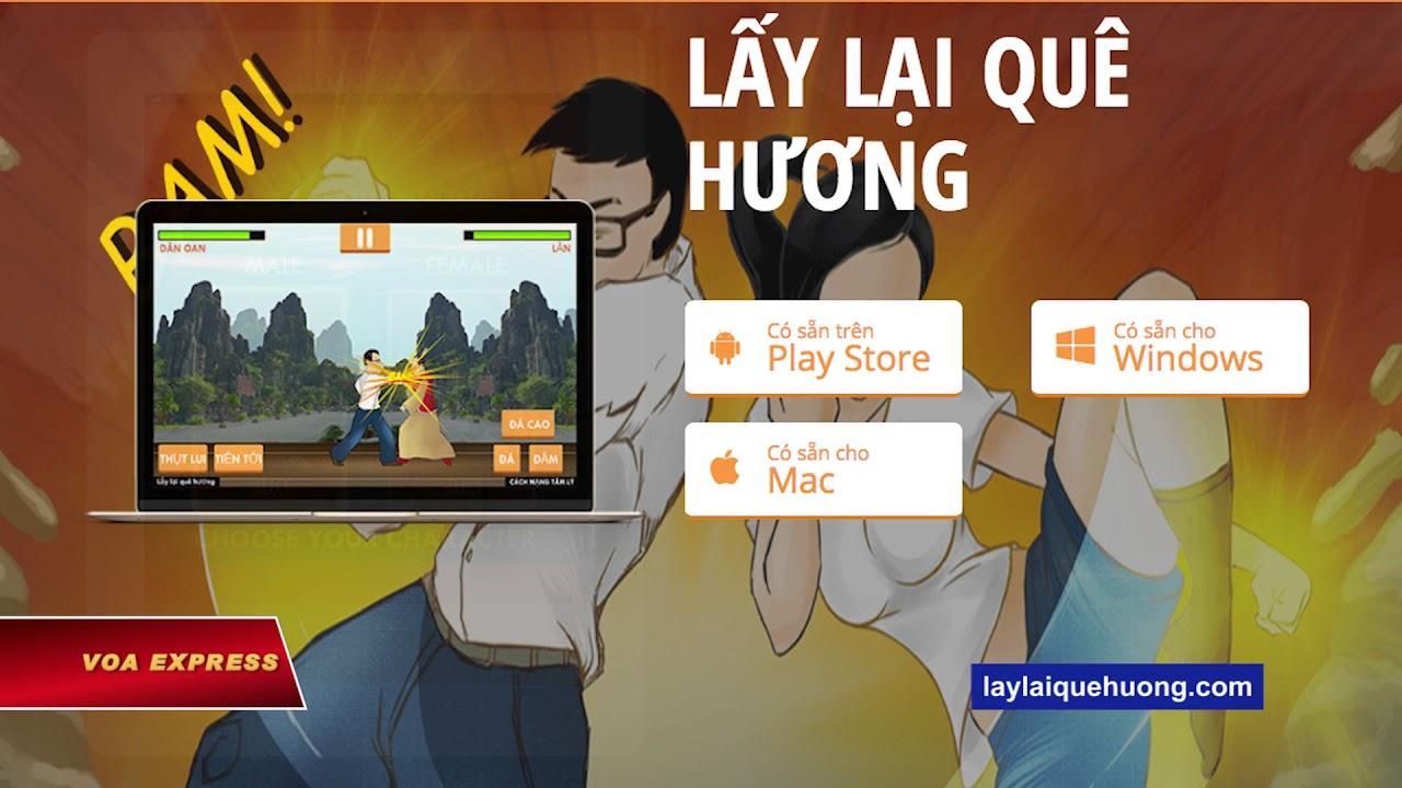 Việt Nam khen ngợi Google gỡ ứng dụng 'Lấy lại quê hương'