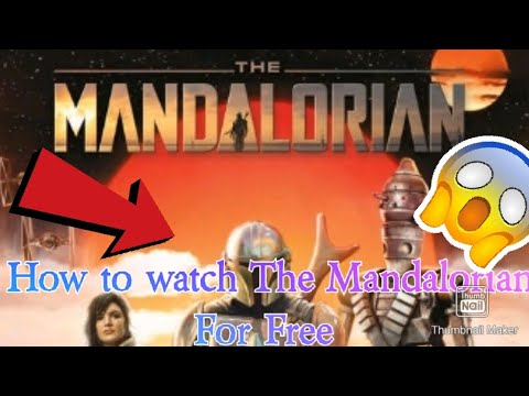 How To Watch THE MANDALORIAN For FREE!!(pc Android IOS)