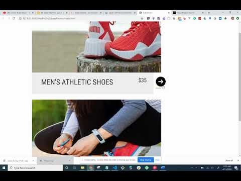 JQuery Assignment:  Sole Shoes