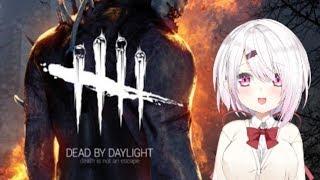 [LIVE] 【DbD】キラーに挑戦!Dead by Daylight【にじさんじゲーマーズ/椎名唯華】