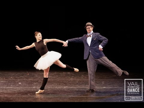 Dance Collaboration: Tiler Peck and Bill Irwin at Vail International Dance Festival