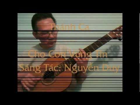 Cho Con Vung Tin - Nguyen Duy