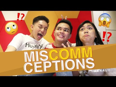 MISCOMMCEPTIONS: MASS COMMUNICATION PH | VLOG 002 | Glan Manalo | Philippines