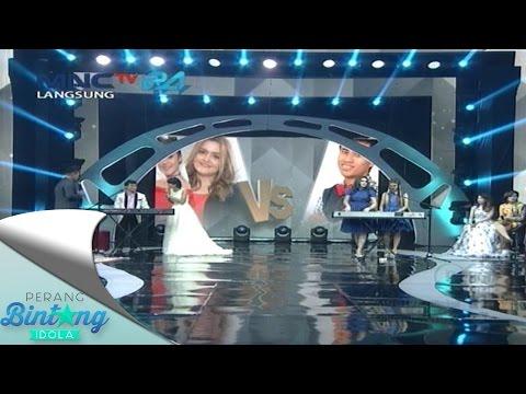 Battle KeyBoard JB & Petty VS Wahid KDI - Perang Bintang Idola (25/9)