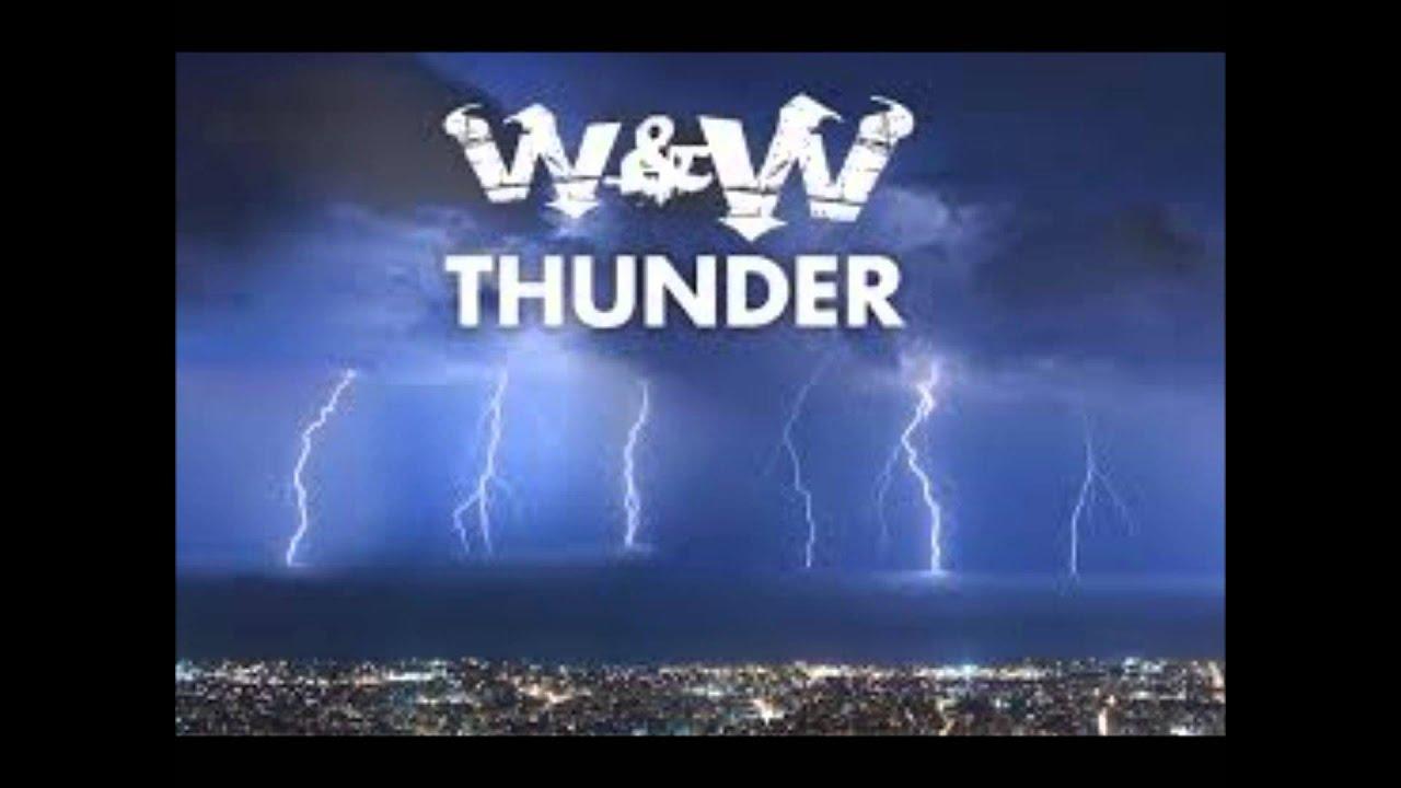 W&W - THUNDER (STARJACK HYPE CLUB EDIT)