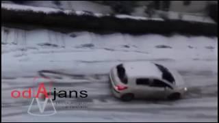 Hipnoz Etkisi Yapan Kar Kazaları Ankara