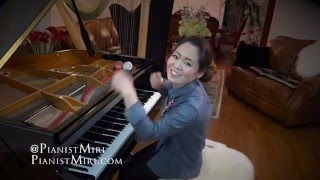 Flo Rida - My House | Piano Cover by Pianistmiri 이미리