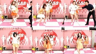 160707 SONAMOO 소나무 - GESTURE GAME  @K.I.S.S 키스