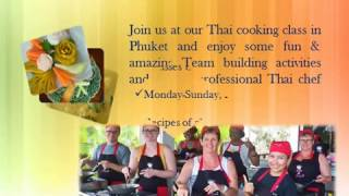 Private Thai Cooking Classes in Phuket for Beginners