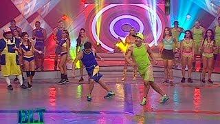 Bienvenida la Tarde: ¡Luisito y Ricky bailan igualito!