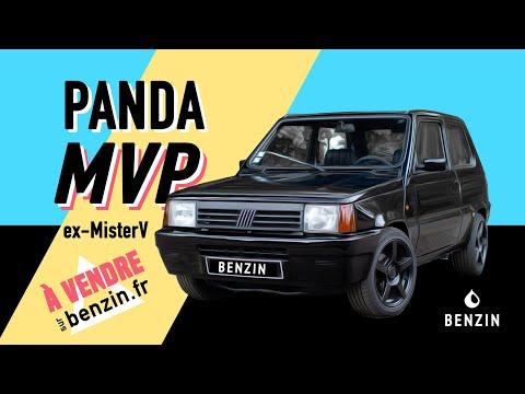 Panda MVP @Mister V à vendre sur Benzin.fr
