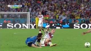 WM Finale 2014 - letzten 15 min