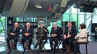Apollo-Soyuz Crew Speaks at Air and Space Museum