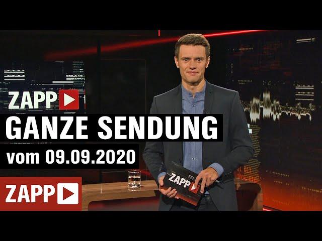 ZAPP Spezial - Streitkultur zwischen den Extremen | ZAPP | NDR