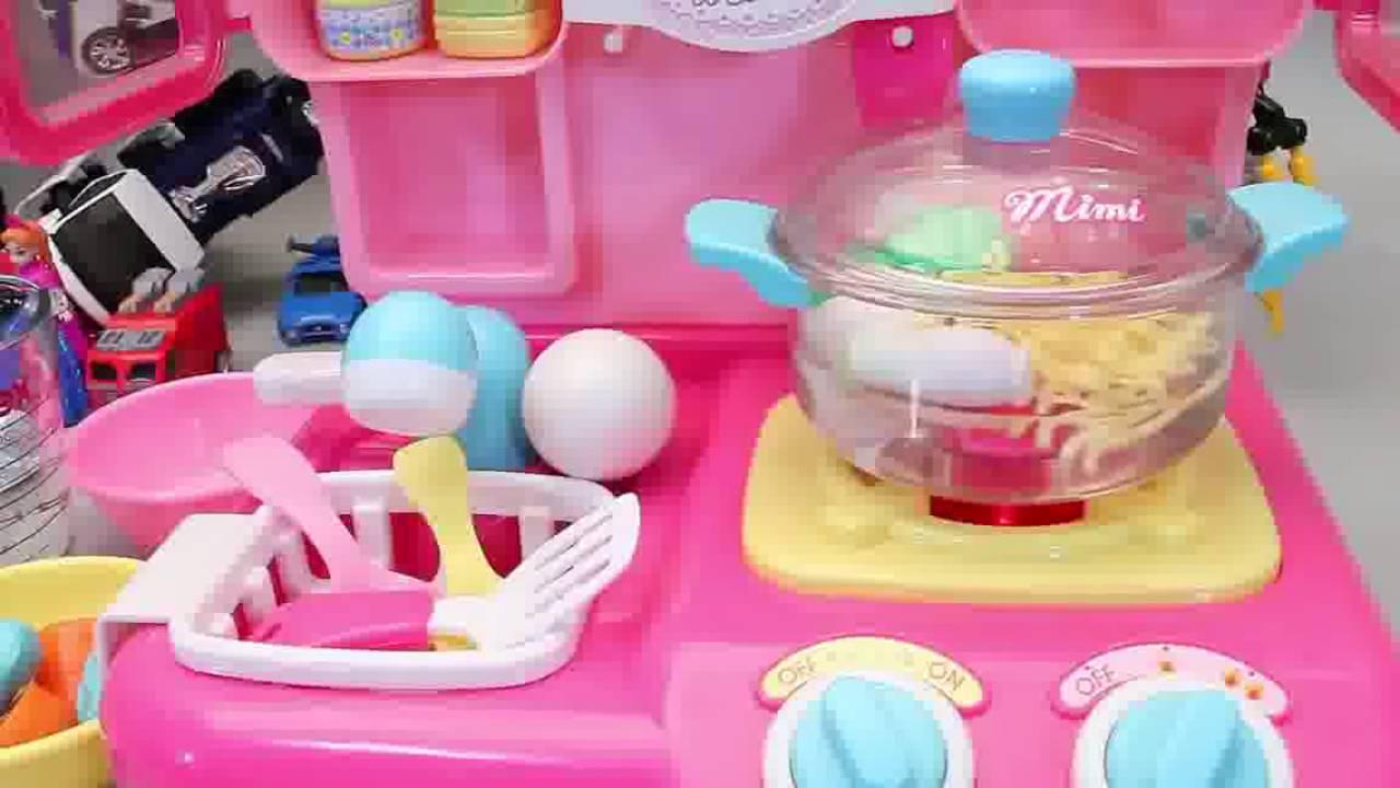 Cocina de juguetes para los ni os de ramen cocinar cocina - Juguetes cocina para ninos ...