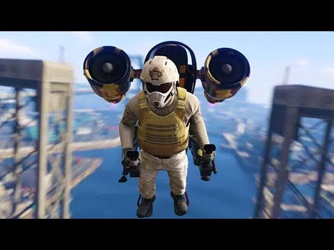 JETPACKS, FLYING CARS, PLASMA TANKS! *DOOMSDAY HEIST DLC UPDATE! | GTA 5 Online