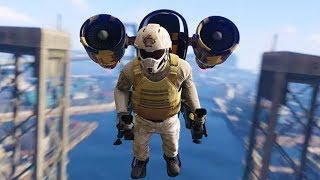 DOOMSDAY HEIST DLC - ACT 1 (Part 1) *JETPACK, FLYING CAR & NEW TANK!* | GTA 5 Online